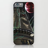 iPhone & iPod Case featuring Shinra Empire by VerticalSynapse