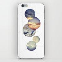 Mobile Sky iPhone & iPod Skin