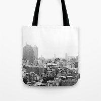 Lower East Side Skyline … Tote Bag