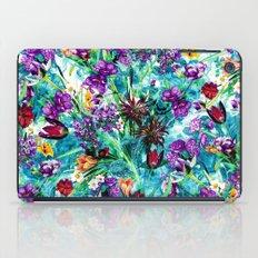 Floral Jungle iPad Case