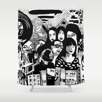 Sound & Vision: 2013 In … Shower Curtain