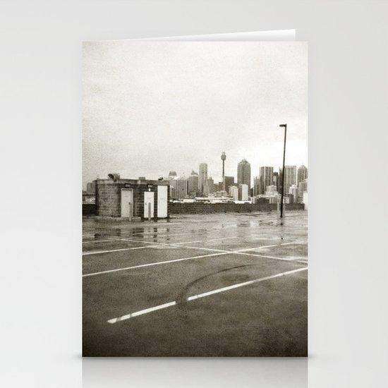 { rain dance } Stationery Card