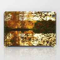 Reflection In October iPad Case