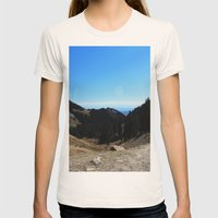 Dome Womens Fitted Tee Natural SMALL