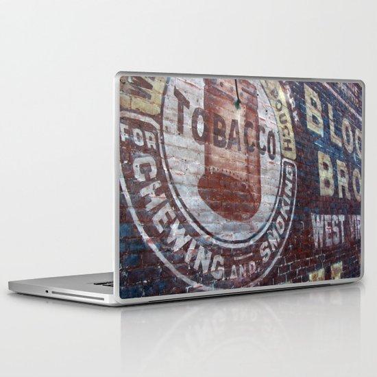 West Virginia Tobacco Laptop & iPad Skin