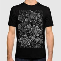 Her Black Soul Mens Fitted Tee Black SMALL