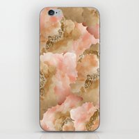 Gold In The Clouds iPhone & iPod Skin