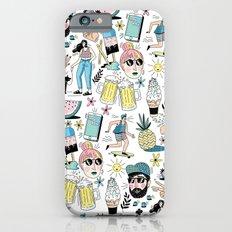 Summer Pattern iPhone 6 Slim Case