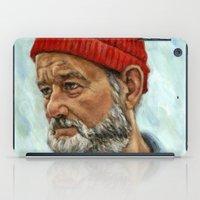 Bill Murray / Steve Ziss… iPad Case