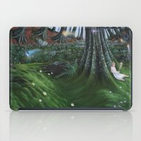 in the meadow iPad Case