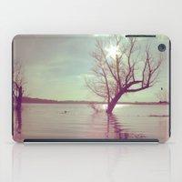Peaceful Lake! iPad Case