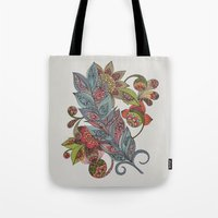 One Little Feather Tote Bag