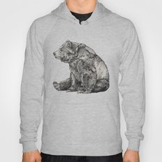 Bear // Graphite Hoody