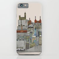iPhone & iPod Case featuring London Rising by Stephen Longwill