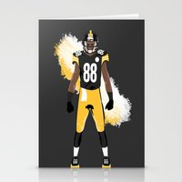 Steel Curtain - Emmanuel… Stationery Cards