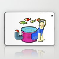MORO Brother D Laptop & iPad Skin