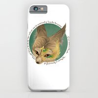 Fox And Mask  iPhone 6 Slim Case