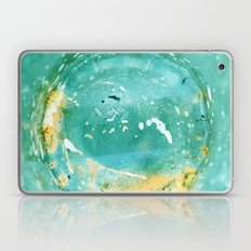 Blue Fantasy Planet Laptop & iPad Skin