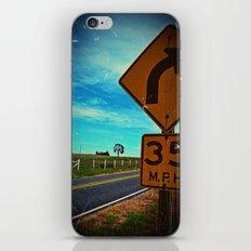 35 mph iPhone & iPod Skin