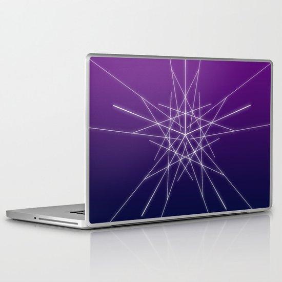 Line  Laptop & iPad Skin
