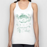 Depixelization L Unisex Tank Top