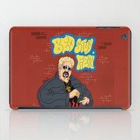 Bed-Stuy Fieri iPad Case