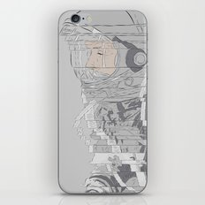 Alan Shepard iPhone & iPod Skin
