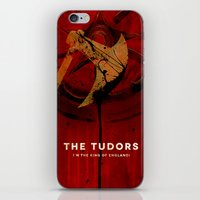 THE TUDORS iPhone & iPod Skin