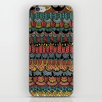 Ink Pattern no.1 iPhone & iPod Skin