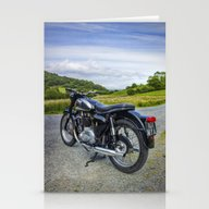 Country Ride Stationery Cards