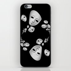 Cybermimes v.2 iPhone & iPod Skin