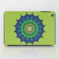 Eye of the Earth iPad Case