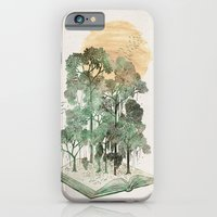 iPhone & iPod Case featuring Jungle Book by David Fleck
