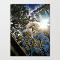 Canvas Print featuring Manoa Sky by atwice