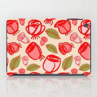 We're Painting The Roses… iPad Case