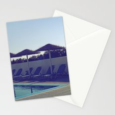 In love with summer... Stationery Cards