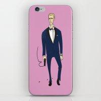 Bond / Skyfall iPhone & iPod Skin