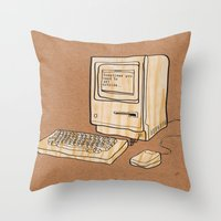 Sometimes You Need To Ge… Throw Pillow