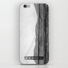 Golden San Fran iPhone & iPod Skin