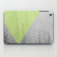 NEON NATURE   Green iPad Case