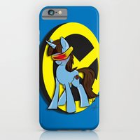 iPhone & iPod Case featuring CyPony   Mutant Little Ponies by JEDArts by J. Eric Dunlap