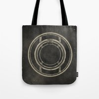 Tron: Identity Disc Tote Bag