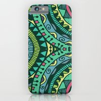 iPhone & iPod Case featuring Spearmint by Arcturus