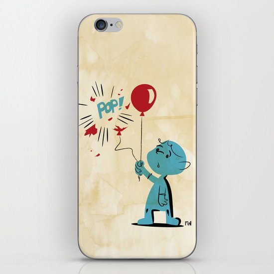 A Picture to Draw When I'm Sad iPhone & iPod Skin