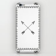 iPhone & iPod Skin featuring Tribal II by Ale Ibanez