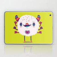 Puffy Monster Laptop & iPad Skin