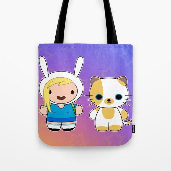 Hello Fionna Tote Bag
