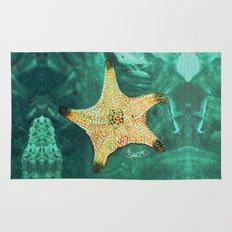 Starfish ~ 2 Rug