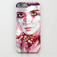iPhone & iPod Case featuring grimes by beart24
