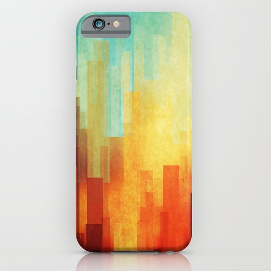 Urban sunset iPhone & iPod Case